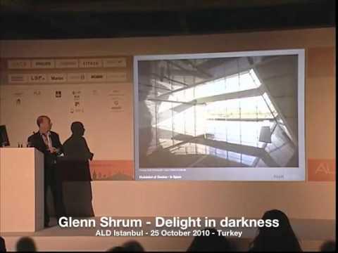 Glenn Shrum - Delight in darkness - ALD Istanbul 2010