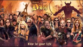 Repeat youtube video Rob Halford-Man On The Silver Mountain-this is your life Ronnie james dio tribute