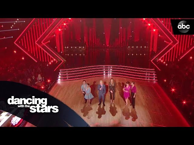 Week #8 Elimination - Dancing with the Stars