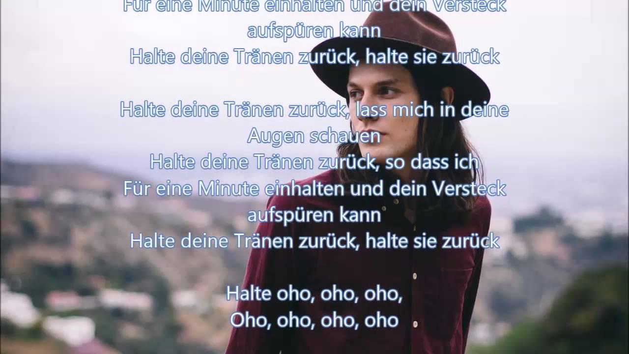 Hold On Deutsch
