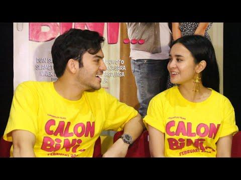 #QnA Ketawa Berdua Michelle Ziudith & Rizky Nazar di film Calon Bini