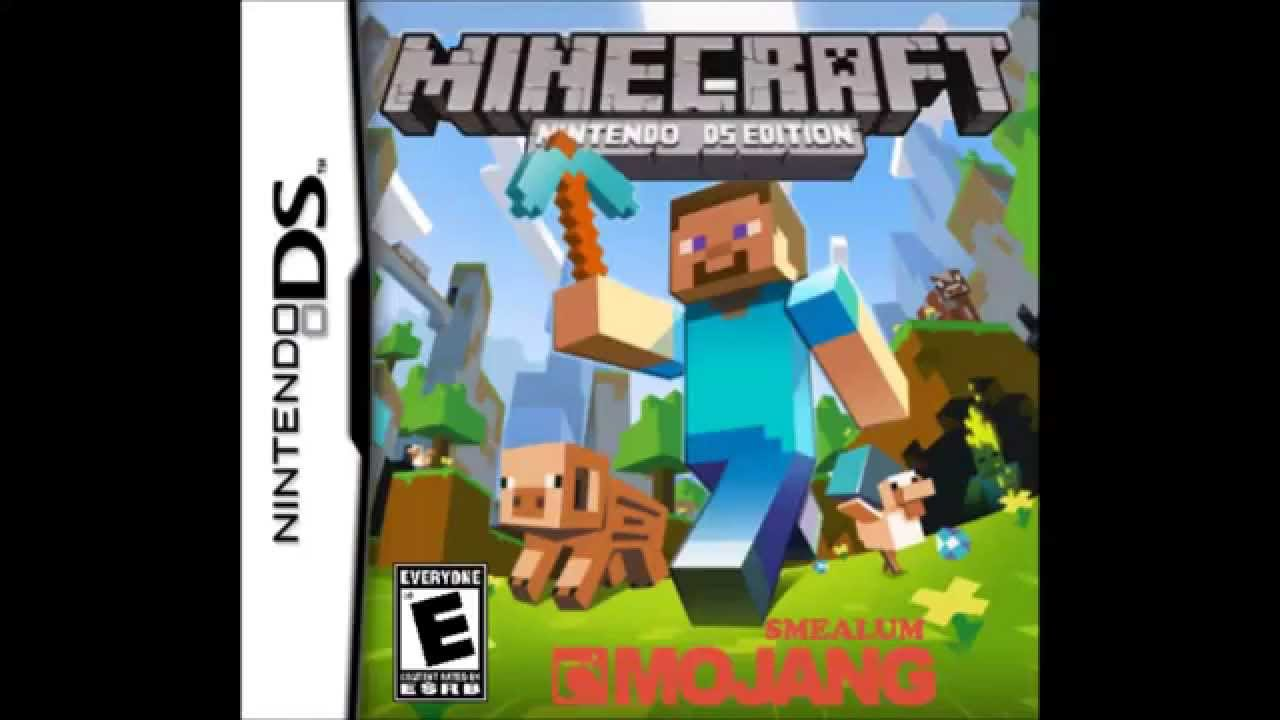 Minecraft nds rom | Minecraft para Nintendo DS + Download  2019-06-11