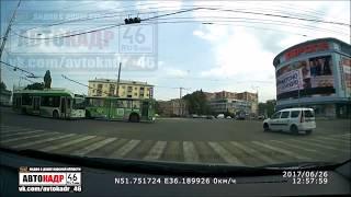дтп Московская площадь Курск