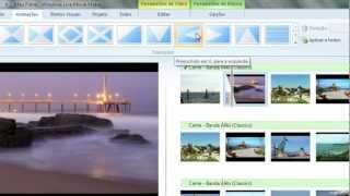 Tutorial como fazer vídeos de fotos e musica com Windows Movie Maker
