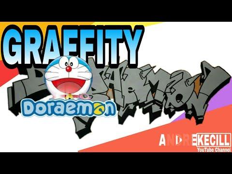 Unduh 880+ Gambar Doraemon Grafiti Keren HD Terbaik