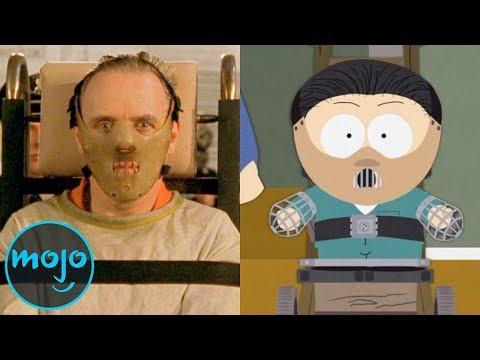 Top 10 South Park Movie Parodies