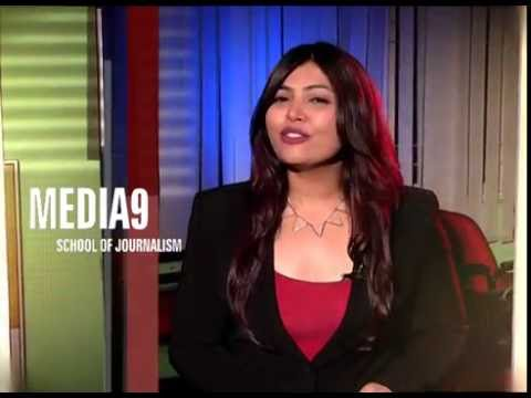 TV news anchoring school in bangalore