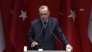 """Cumhurbaşkanı Erdoğan: """"Hedef, Oylardaki Zayiatı Minimize Etmek Adeta Yok Etmektir"""""""