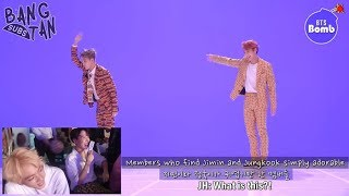 Gambar cover [ENG] 190601 [BANGTAN BOMB] Dance Battle during 'IDOL' MV shoot - BTS (방탄소년단)