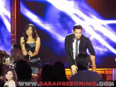 Sarah Geronimo & Gary Valenciano - This Love/ Hot N Cold/ Let's Get Loud OFFCAM (29Aug10)