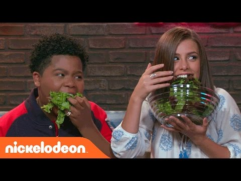 Game Shakers: The After Party | Baby Hater | Nick