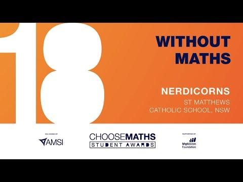 2018 Choose Maths Award Winners - ChooseMaths Awards