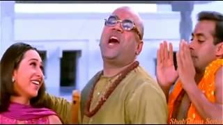 Mujh se Shadi Karogi Full HD song Salman Khan & Karishma Kapoor