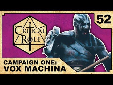 The Kill Box | Critical Role RPG Show Episode 52