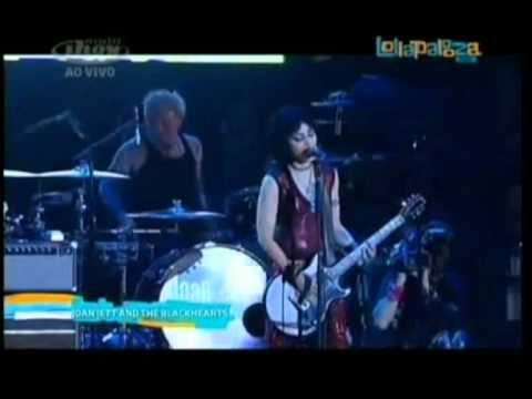 Joan Jett - Bad Reputation @ Lollapalooza Brasil