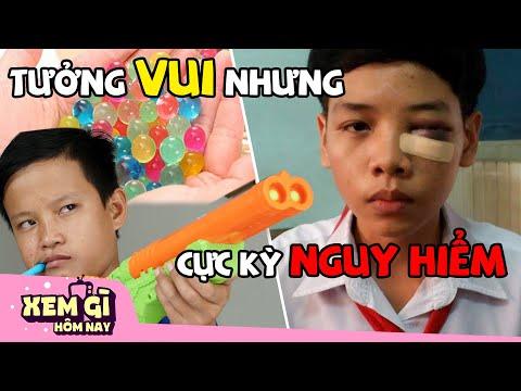 Top 10 đồ chơi Việt Nam NG.uY HI.ỂM đáng S.ợ Nhất cho Trẻ Em mà có thể bạn Từng Mua   xem gì hôm nay
