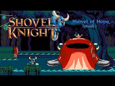 Hyper Camelot | Shovel Knight - Епизод 2