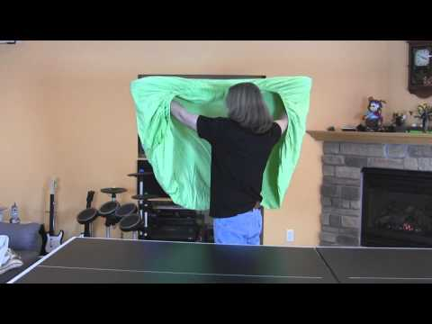 How to Fold a Fitted Sheet Made Easy!
