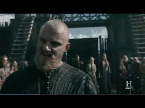 Vikings - Bjorn Has Men Branded [Season 6 Official Scene] (6x01) [HD]