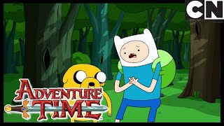 City of Thieves | Adventure Time | Cartoon Network