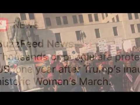 IndivisibleNY19   2018 Women's March/Rally Albany, Ny