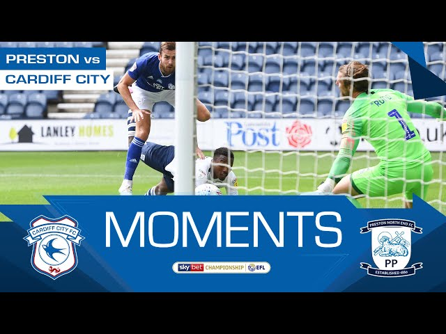 HIGHLIGHTS | PRESTON vs CARDIFF CITY