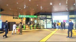 【JR中央・総武線】飯田橋駅 新西口駅舎供用開始  2020.7.12~   Iidabashi