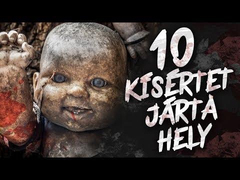 10 KÍSÉRTETJÁRTA Hely