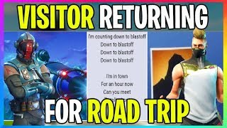 In todays video we will be talking about the Visitor Rocket returni...