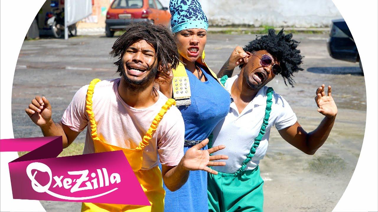 MC Zaac, Anitta, Tyga - Desce Pro Play (PA PA PA) PARÓDIA