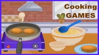 Sweet Cooking Game Recipes & Banana Pancake Video Play-fun Kids Games