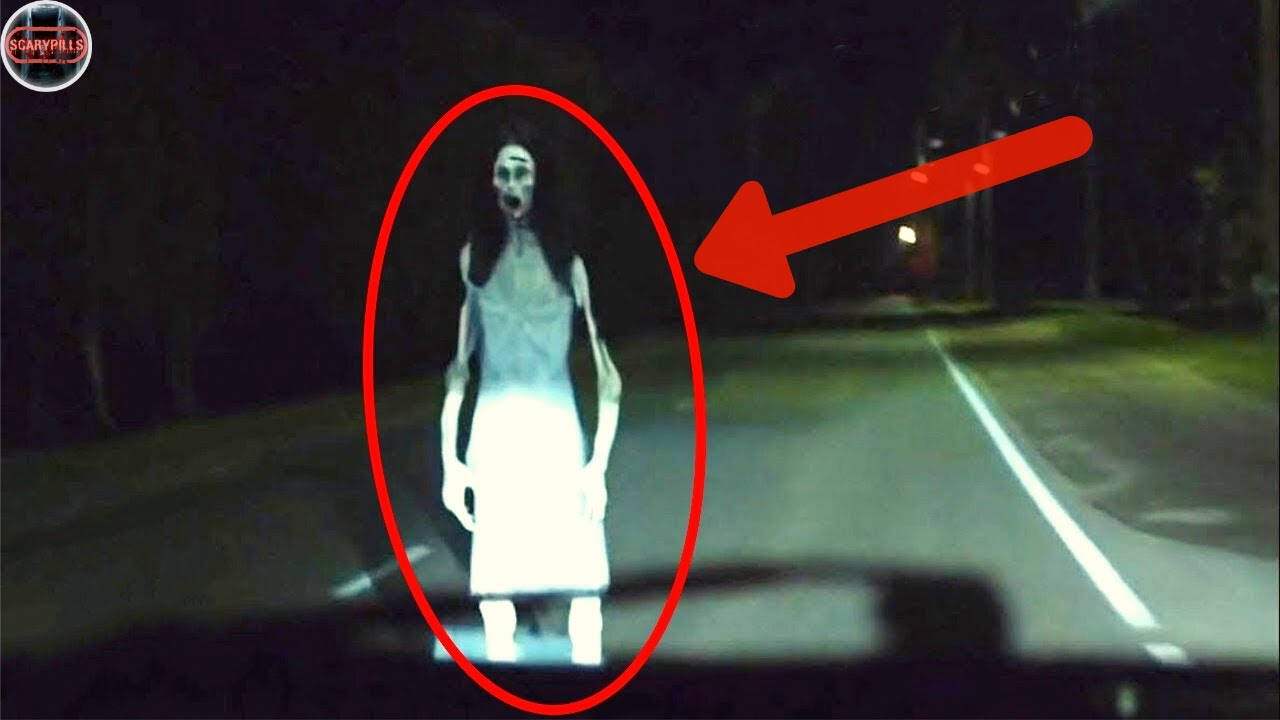 6 Real Ghost Caught Inside Camera Videos That Are Really Scary For Everybody (Hindi)