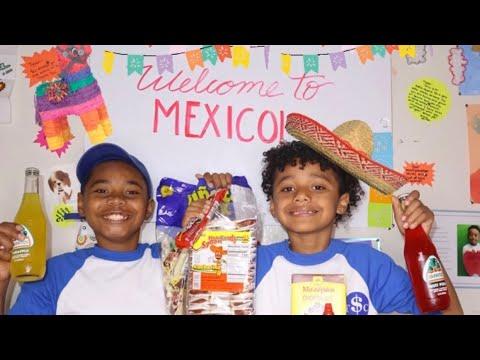 Taste Buds Travel the Globe! (Mexico)