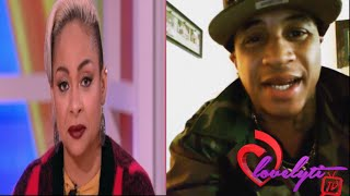 "Orlando Brown says Raven-Symoné ""Abs0rted his baby, then turned zesty"" in his new rap song"