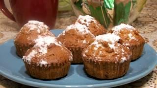Рецепт вкусных кексов в формочках/Кексы простые и вкусные