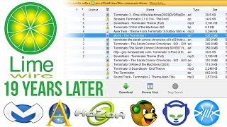 LIMEWIRE: 20 Years Later • The Music Era in 2000s