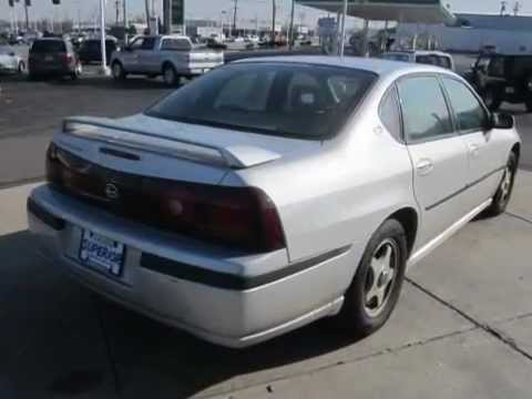 Cheap Chevrolet Impala 2000 for sale in Ohio under $4000 - YouTube
