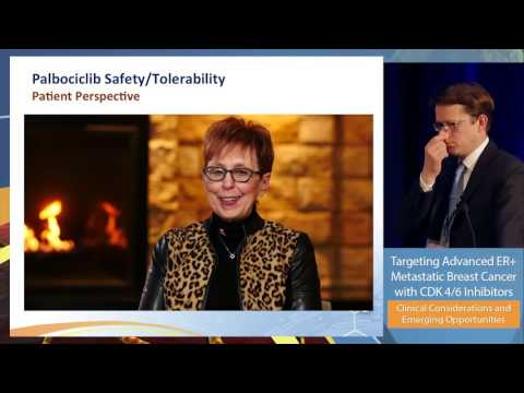 Current Clinical Data for CDK 4/6 Inhibitors in Breast Cancer