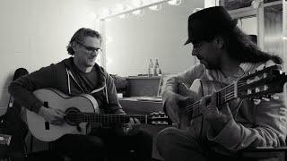 jesse and nick backstage