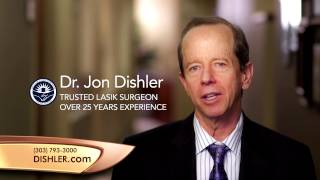 Dishler Lasik Expert can fix your astigmatism!
