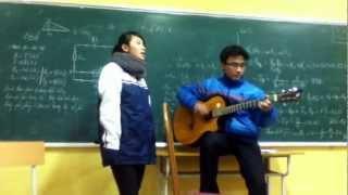 Giọt sương và chiếc là-SS high school's Guitar club