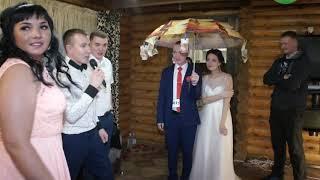 Мальчик или девочка на свадьбе Ведущий Владимир Аптулаев