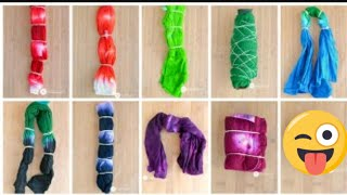 Tie dye/Teñir ropa