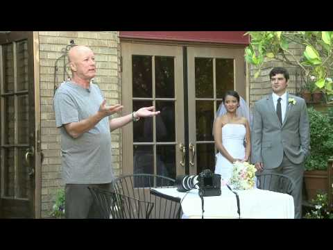 First Look - Wedding Photography Tips with Joe Buissink