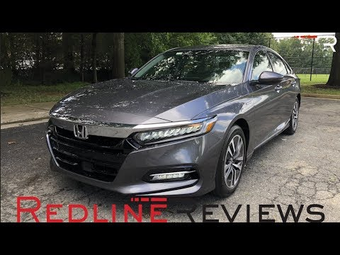 2018 Honda Accord Hybrid – The Most Efficient Accord Ever?