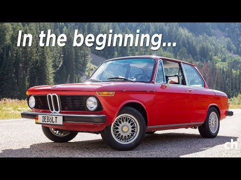 BMW 2002 - In the Beginning - Fast Blast Review | Everyday Driver