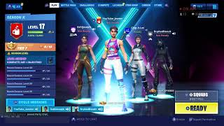 NEW FORTNITE SEASON 10 BATTLE PASS SKINS | FORTNITE LIVE | FORTNITE SEASON X (FORTNITE BATTLE ROYALE)