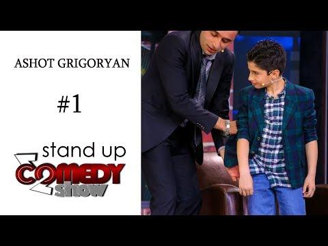 ASHOT GRIGORYAN #1 32COMEDY SHOW