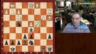 In a 5 min chess nutshell ... Johan Salomon vs Maxime Vachier-Lagrave : Tradewise Gibraltar (2017)