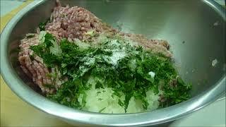 Чебуреки ФАРШ 👍Сочная Начинка для Чебуреков от Вовы #чебуреки #фаршдлячебуреков